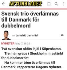 Aftonbladet tre svenskar