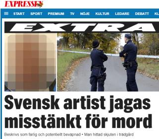 Expressen_svensk_artist_jagas_för_mord