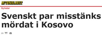 Aftonbladet_svenskt_par_mördat_i_Kosovo