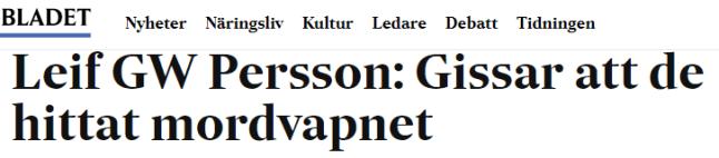 Svenska_Dagbladet_Vapnet_hittat_