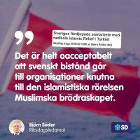 SD Björn Söder Islam