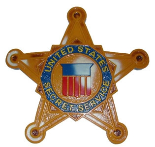 Deb's January blog Secret Service Star