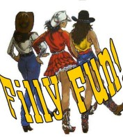 Filly Fun Cowgirls