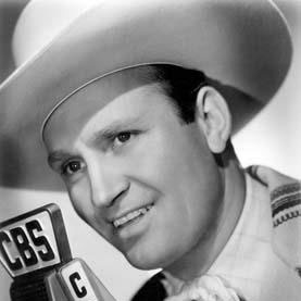 Gene Autry radio