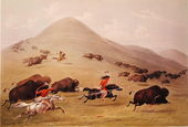 The-Buffalo-Hunt,-c.1832-small[1]