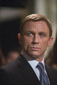 Daniel Craig James Bond Quantum of Solace movie image