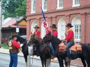 Pony Express Reride