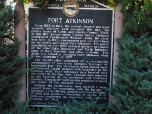 Fort Atkinson sign