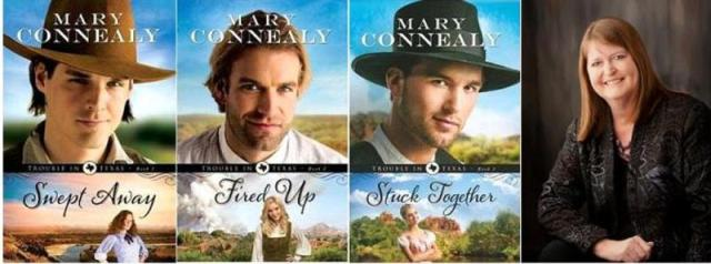 Trouble in Texas Series by Mary Connealy