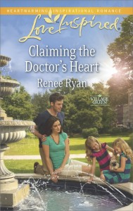 Claiming the Doctor's Heart cover art