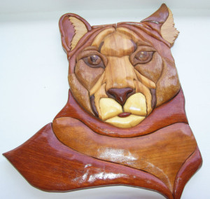 Wood Carving 1