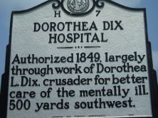 They named hospitals after her!