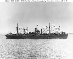 The USS Dorothea Dix-Yep, a battle ship.