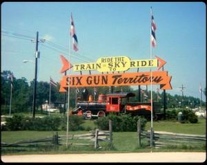 Six-gun territory