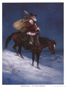 Jack Sorenson A Cowboy Christmas
