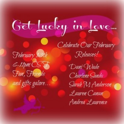 Get Lucky in Love Small