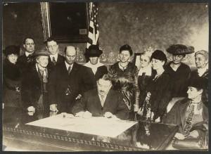 Ratification of Bill