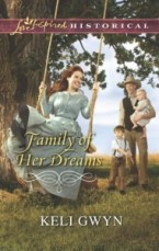 Family of Her Dreams Cover-Medium