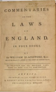 Commentaries_on_the_Laws_of_England_Title_Page