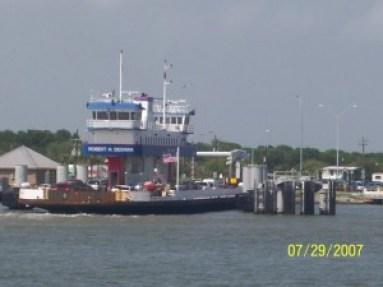 Ferry Galveston