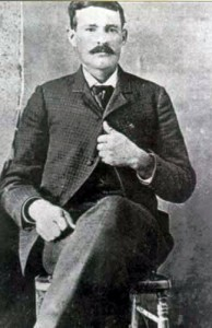 """Black Jack"" Ketchum as a young man. (Image: University of New Mexico)"
