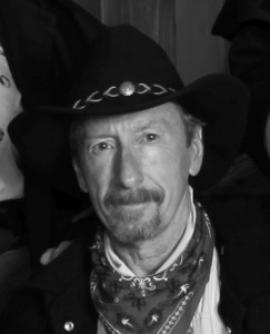 John-Old West Pic B&W jpg