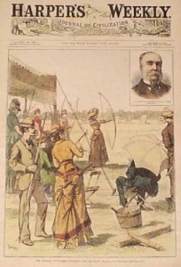 Archery3_HarpersWeekly_1881