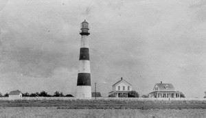 1872 Point Boliver Lighthouse, courtesy U.S. Coast Guard