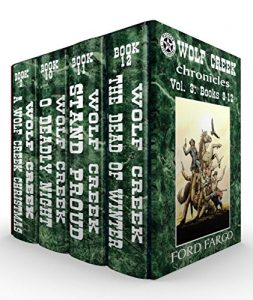 WOLF CREEK Chronicles 3-Amazon