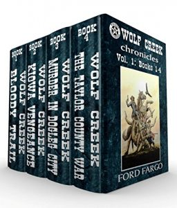 Wolf Creek Chronicles 1-Amazon