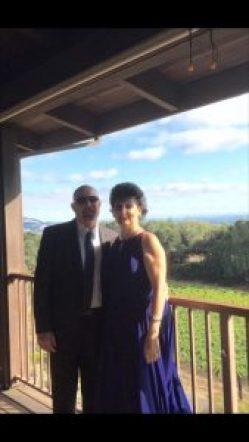 H winery wedding