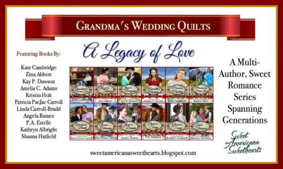 Grandma's Wedding Quilts Series Pic