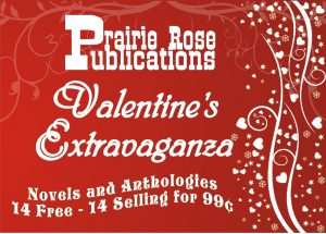 Prairie Rose Publications Valentine's Day Extravaganza