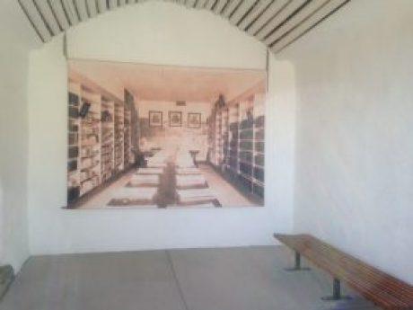 Yuma Territorial Prison library