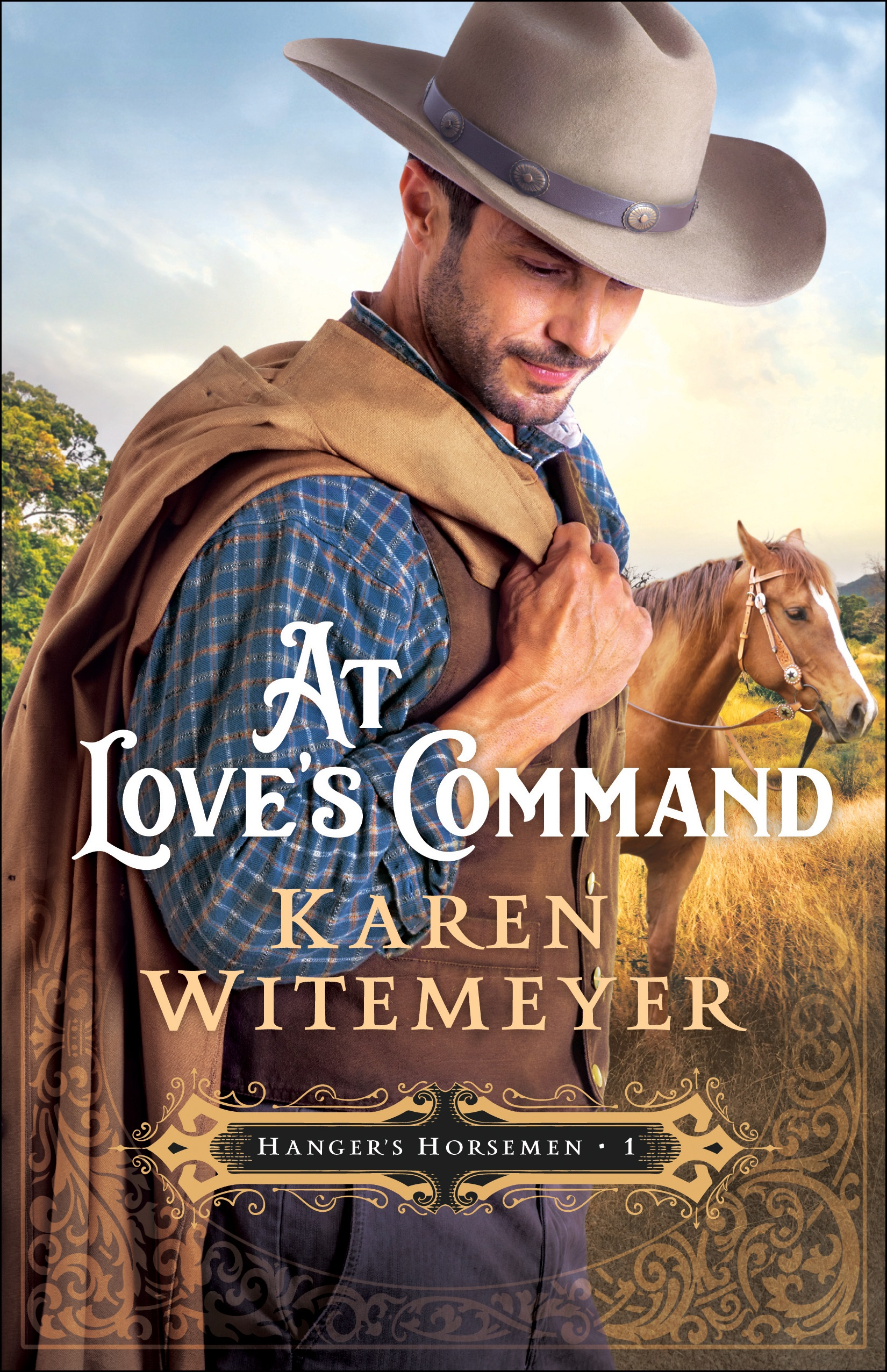 At Love's Command Cover