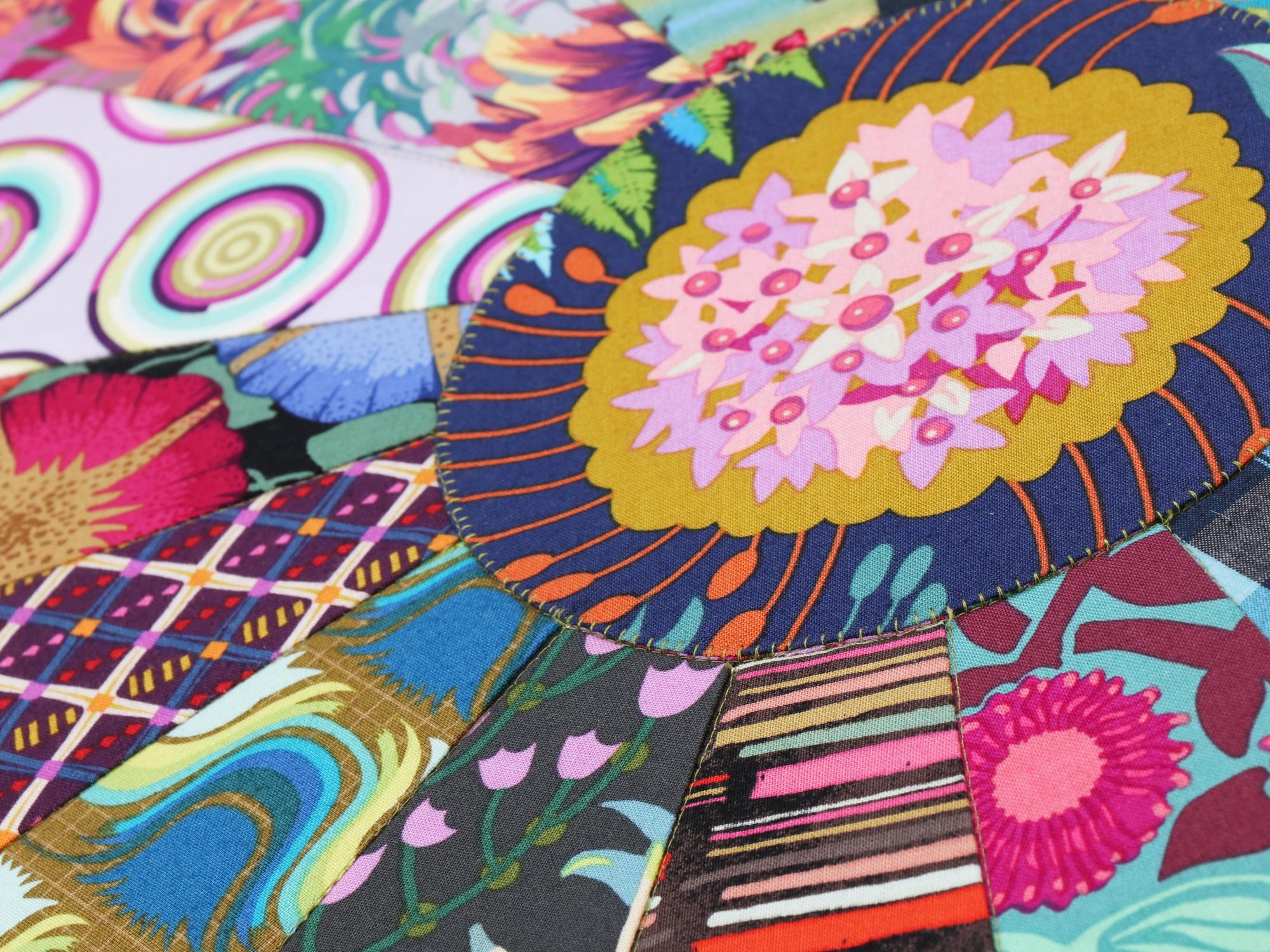 Petal Floor Pillow Pattern Lynne Wilson Designs