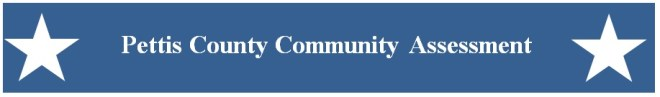 Pettis County Community Assessment