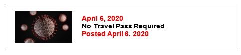 April 6 2020 9