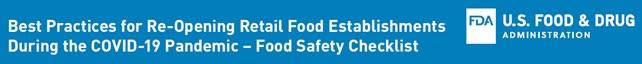 COVID_BestPractices_ReOpenFood FDA 5-15-20