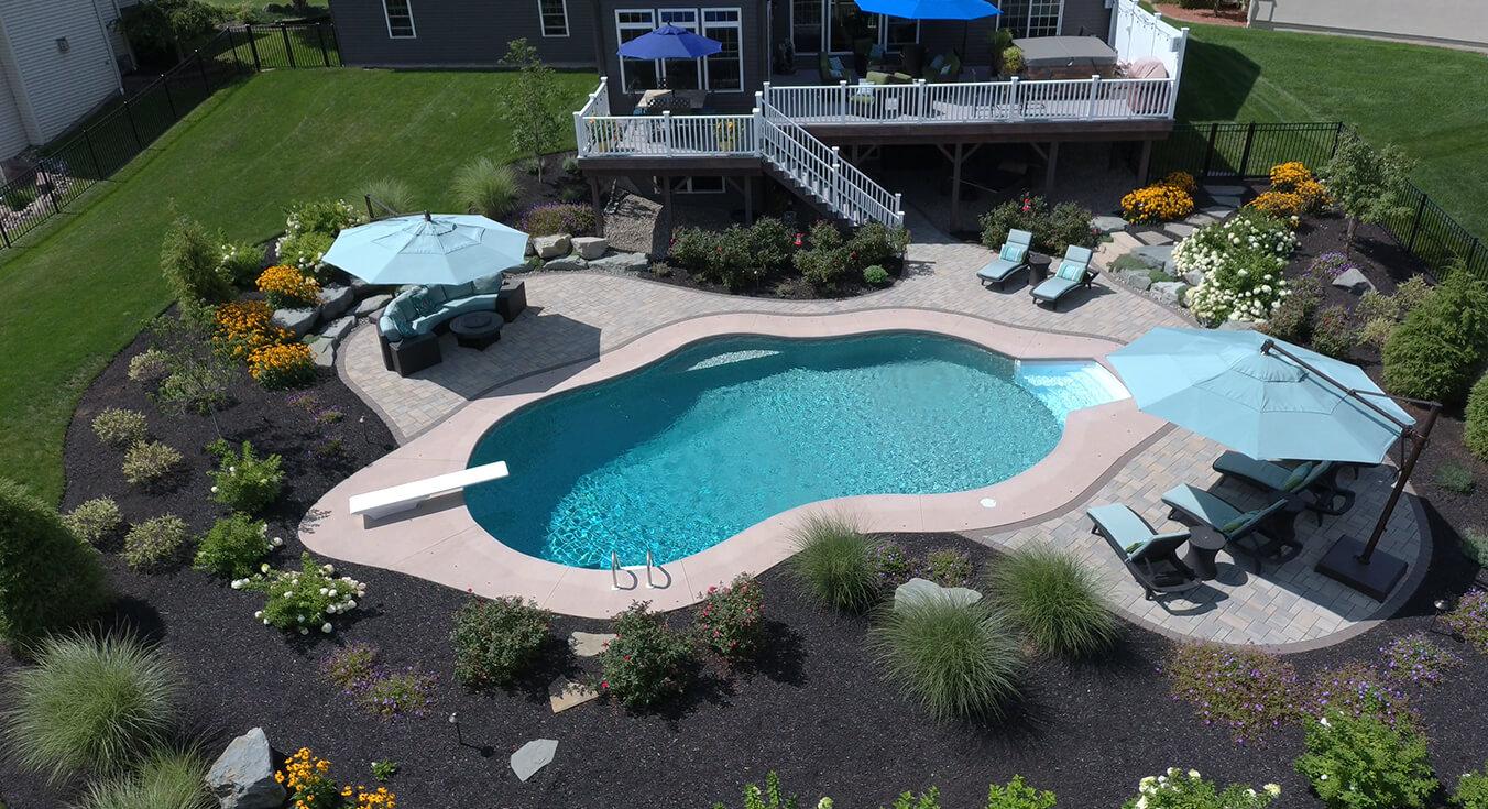 greece pool builder east rochester