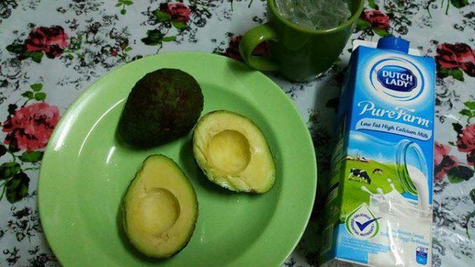 jus avokado, cara buat jus avokado, khasiat avokado, manfaat avokado, cara makan avokado