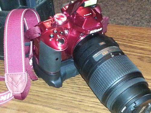 New Nikon D5300