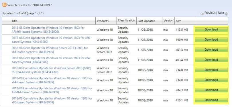 Cara Update Windows 10