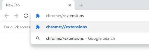 Cara menonaktifkan ekstensi Google Chrome