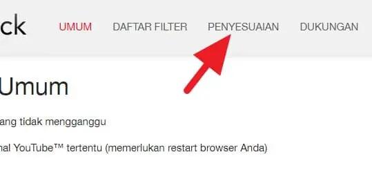 Cara Blokir Iklan Hanya Pada Website Tertentu (SEMUA BROWSER) - Blokir Iklan Website Tertentu 2