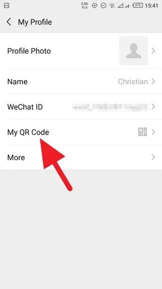 Cara Login ke Joox Versi PC Melalui Akun WeChat 4