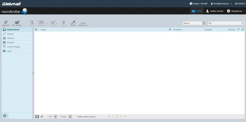 Cara Membuat Email Sendiri Melalui cPanel (Panduan Pemula) - membuat email cpanel7
