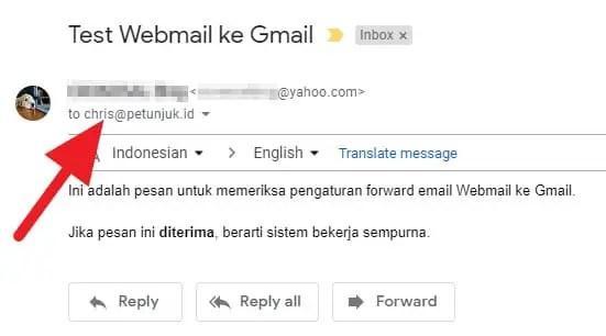 webmail ke gmail