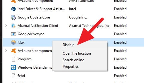 akamai netsession client startup disable