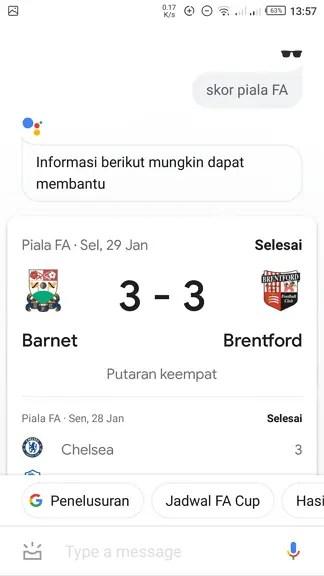Jadikan Google Assistant Menjawab dalam Bahasa Indonesia (5 LANGKAH) - Screenshot 20190205 135716
